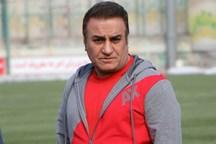 کاظمی: بازیکنانم روح بزرگی ندارند و فقط از ۴ نفر از آنها راضیام  انتظار دارید با این بازیکنان در لیگ برتر بمانم؟!