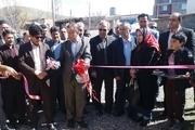 درمانگاه روستایی در بخش ترکمانچای میانه افتتاح شد