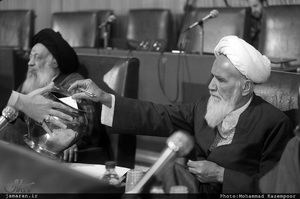 محیالدین حائری شیرازی