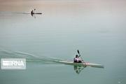 قایقران جوان گیلانی مدال برنز قهرمانی آسیا را برگردن آویخت
