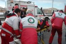 404 نفر توسط نیروهای امدادی هلال احمر کردستان نجات یافتند