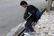 شهرداری تهران مکلف به مناسب سازی معابر برای معلولان شد