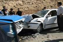 هفت کشته و زخمی در تصادف نیسان و سمند در جاده قلات شیراز