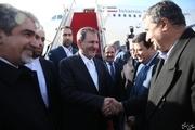استقبال رسمی نخست وزیر سوریه از جهانگیری