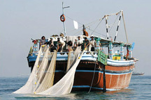 کشتیهای چینی در استانهای جنوبی پدر صیادان بومی را درآوردند