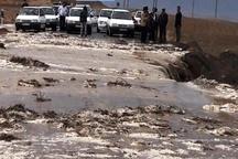 سیلابهای اخیر 38 جاده را در خراسان رضوی بسته بود