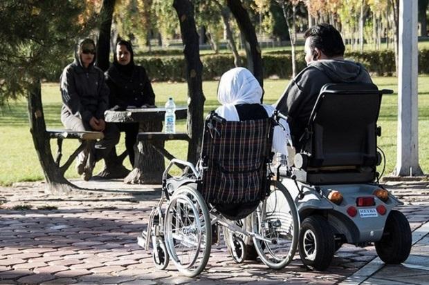 ضرورت مناسب سازی محیط شهری برای معلولان
