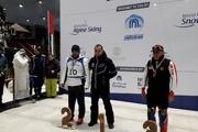 درخشش اسکی باز البرزی در رقابت های کاپ آسیا