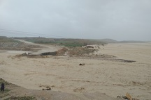 بیشترین بارندگی استان در یاسوج ثبت شد