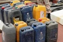 9 هزار و 200 لیتر سوخت قاچاق در ریگان کشف شد