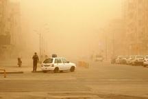 توده گرد و خاک از اواسط وقت امروز وارد خوزستان می شود