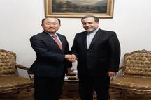 کره جنوبی مصمم است به مناسبات و روابط سیاسی و اقتصادی خود با ایران ادامه دهد