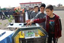 جشن عاطفه ها در800 مدرسه استان بوشهر آغاز شد