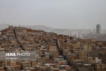 آذربایجان شرقی هفتمین استان کشور از نظر سکونتهای غیررسمی