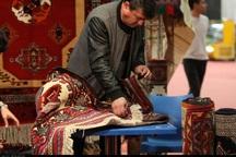 نمایشگاه سراسری فرش دستباف در کرمانشاه گشایش یافت