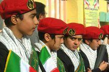 طلیعه گام دوم انقلاب با تعمیق تفکر بسیجی در مدرسه