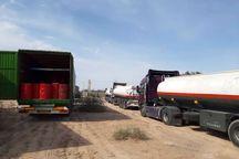۶۴  هزار لیتر نفتگاز قاچاق در یزد کشف شد