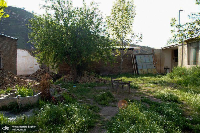 خسارت سیل به شهر «ویسیان» استان لرستان