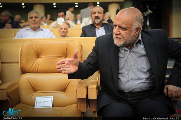 حوزه نفت در خوزستان تحت تاثیر سیل