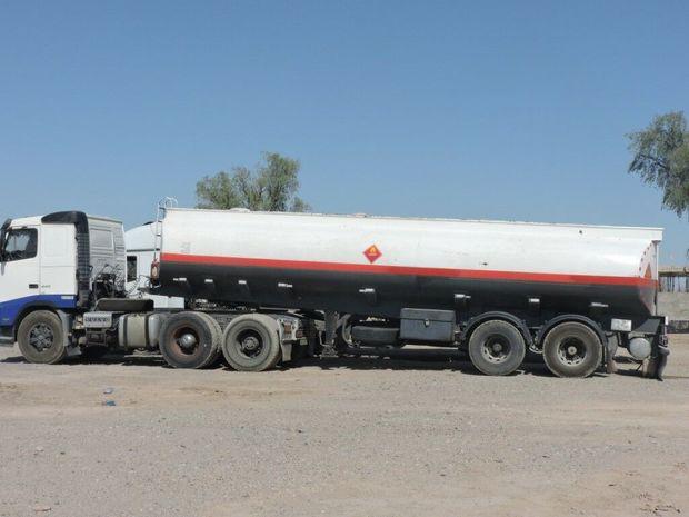 قاچاقچی سوخت در سلماس ۸۱۹ میلیون ریال جریمه شد