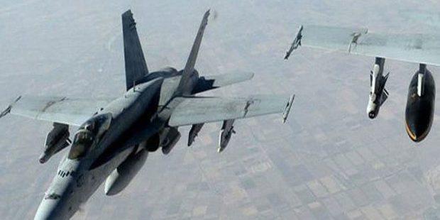 کشته شدن 16 غیرنظامی در حمله هوایی آمریکا به دیرالزور سوریه