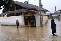 خسارت 17.5 میلیارد تومانی سیل در شهرستان شفت