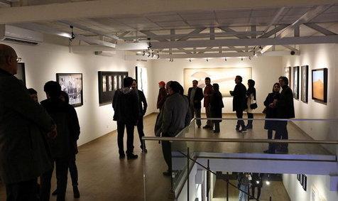 برپایی نمایشگاه هنرهای تجسمی و عکس