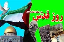 مسیرهای راهپیمایی روز قدس در کردستان اعلام شد