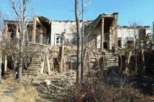 بخشی از بنای ثبت شده حاجباشی در اراک تخریب شد