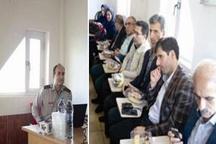 برگزاری دوره آموزشی ایمنی در برابر مواد خطرناک شیمیایی در آبفای لاهیجان