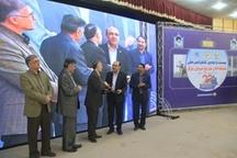 غرفه داران برتر نمایشگاه توانمندی های صنعت برق کشور در سمنان معرفی و تجلیل شدند