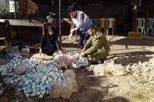 حدود 19 تن مواد غذایی فاسد در گیلان کشف شد