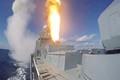 روسیه موشک به مواضع داعش شلیک کرد
