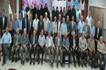 تشکیل انجمن پیشکسوتان ورزش اداره اموزش و پرورش شهرستان سمنان