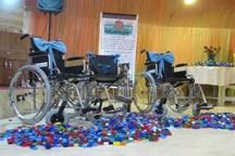 40 دستگاه ویلچیر به نیازمندان ورامین اهدا شد