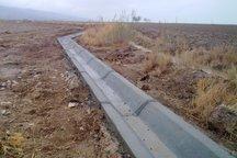2 هزار و 500 کیلومتر از کانال های انتقال آب کشاورزی سمنان نیازمند بازسازی است