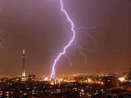 هشدار هواشناسی؛ رعد و برق و وزش باد شدید در راه است