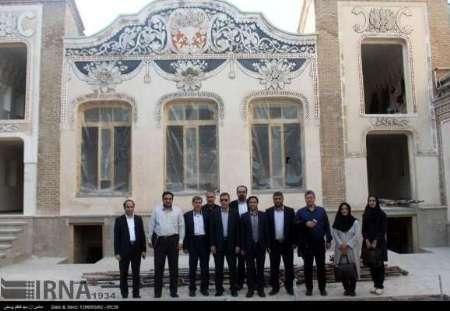 تاکید معاون استاندار آذربایجان شرقی بر تسریع در راه اندازی موزه مطبوعات