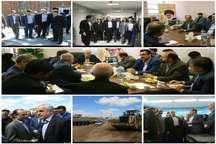 استاندار خراسان شمالی: تکمیل بیمارستان شیروان در 3سال اقدامی بی نظیر است