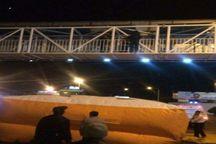 خودکشی شبانه یک شهروند در اتوبان صیاد
