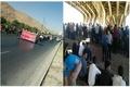 اعتراض همزمان کارگران هپکو و آذرآب اراک