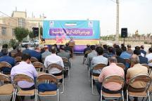 پل و پارک فیضیه یزد رسماً افتتاح شد