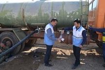 اقدامات کارشناسان بهداشت محیط در همایش بزرگ عاشورایی سپاهیان محمد رسول الله (ص) استان