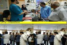 نماینده مردم قم دوباره سکته کرد+عکس