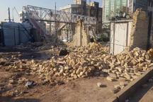 شهرداری: کارواش منطقه 2 با رای کمیسیون ماده 100 تخریب شد