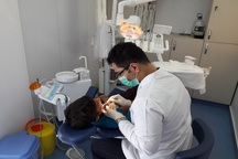 روستاییان اشنویه از خدمات رایگان دندانپزشکی بهره مند شدند