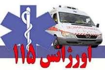 8 هزار و 700 ماموریت توسط اورژانس زنجان انجام شد