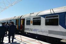 افزون بر203 هزار مسافر با خط ریلی جنوب شرق جابجا شدند