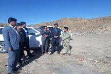 دفن سنتی زبالهها در استان اردبیل مشکلساز شده است