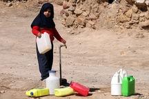 احمدآباد، آبادی بدون آب